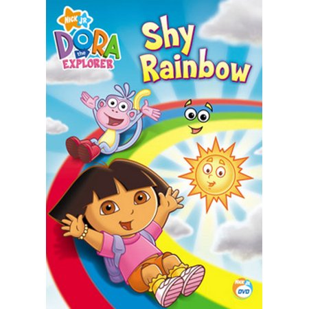 Dora The Explorer: Shy Rainbow (DVD)](Dora Halloween Full Movie)
