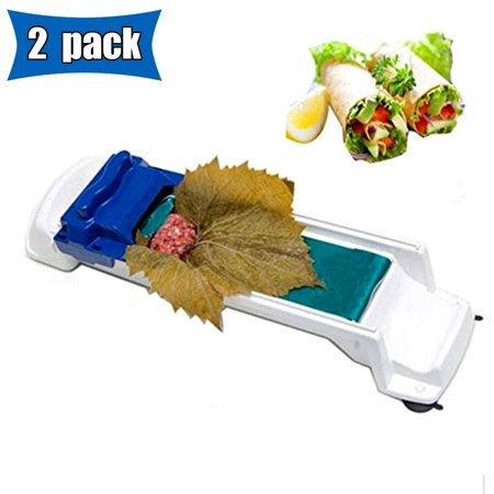 2 Pcs Sushi Maker Machine Volume Meat Vegetable Fruit Tool Fashion Originality Kitchen Master Small Tool Cooking -