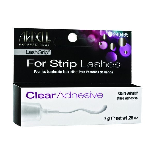 Ardell Adhesive Lashgrip For Strip Lashes Clear
