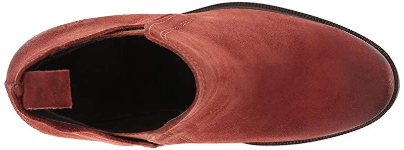 Bos. Ankle & Co. Women's Belfield Ankle Bos. Boot, Brick Oil Suede, 8 B US 1beb96