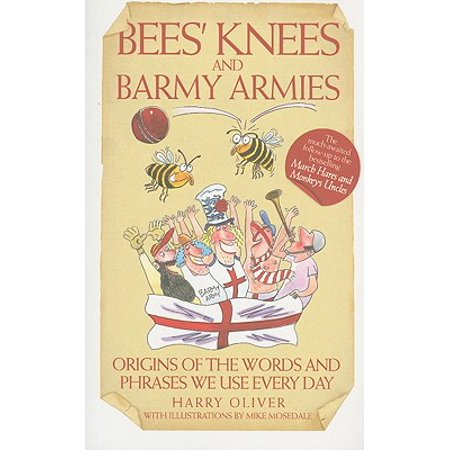 Halloween Origin Trivia (Bees' Knees and Barmy Armies : Origins of the Words and Phrases We Use Every)