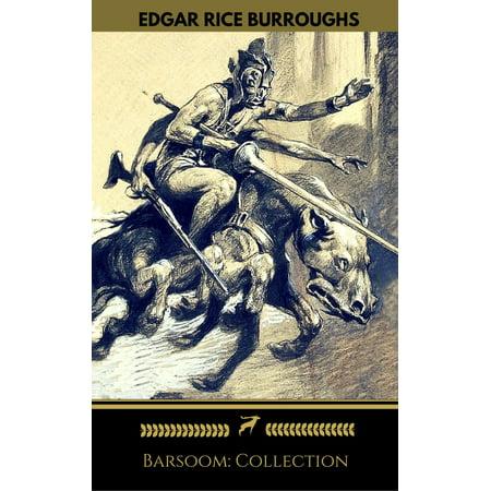 John Deere Machines (Barsoom Collection (John Carter Stories) (Golden Deer Classics) -)