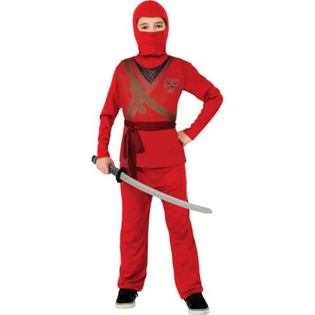 Halloween Red Ninja Child Costume](Halloween Ruby Slippers)