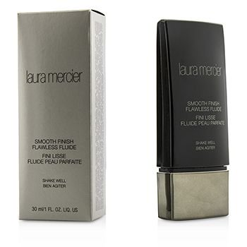 Laura Mercier Smooth Finish Flawless Fluide Foundation - Suntan 1oz (Laura Mercier Natural Foundation)