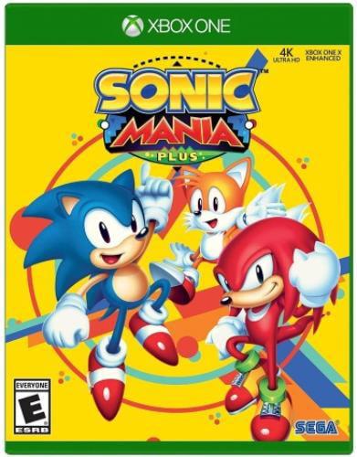 Sonic Mania Sega Xbox One 010086640939 Walmart Com Walmart Com