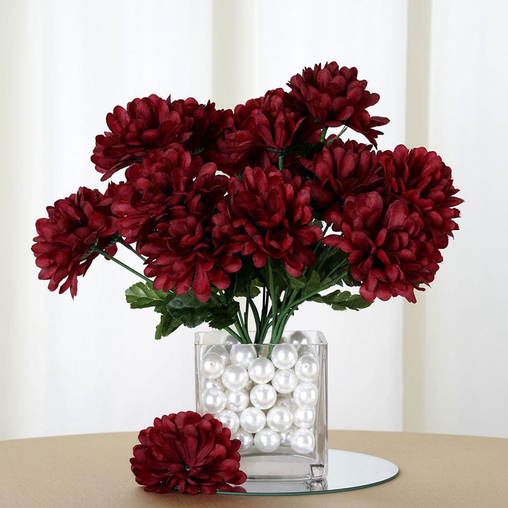 Whole Foods Florist Wedding: Efavormart 84 Artificial Chrysanthemum Mums Balls For DIY