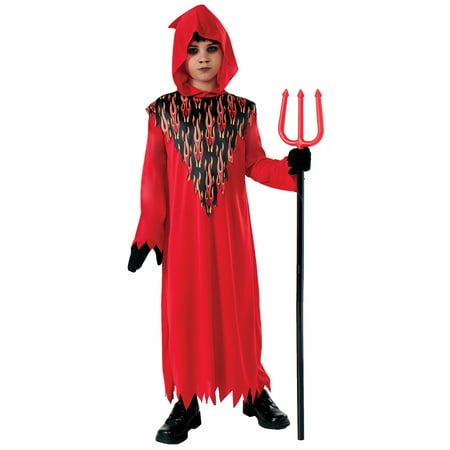 Devil Boy Costume Child