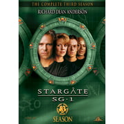Stargate SG-1: Season 3 (DVD) by FOX HOME ENTERTAINMENT