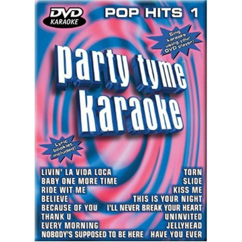 Party Tyme Karaoke: Pop Hits, Vol. 1