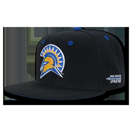 NCAA SJSU San Jose State Spartans University Accent Snapback Baseball Caps Hats