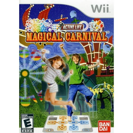 Active Life Magical Carnival - Wii](Life Is A Carnival)