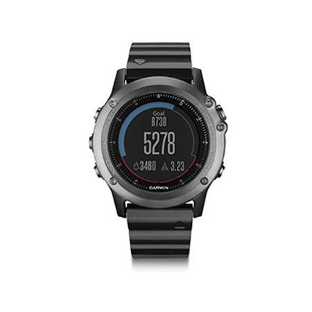 Refurbished Garmin Fenix 3 Sapphire GPS Watch with Fitness Training Features - Refurbished