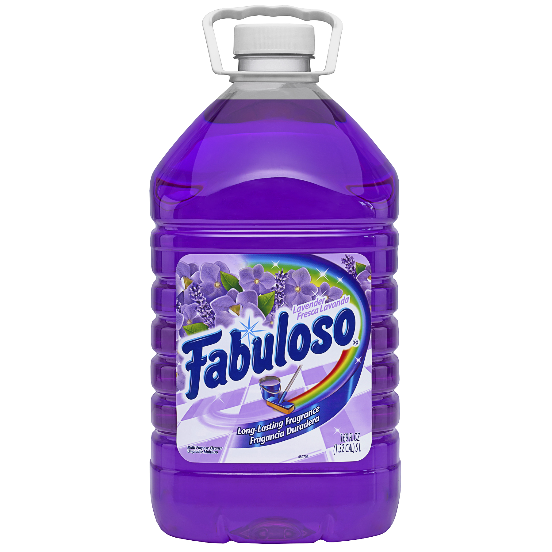 Fabuloso All Purpose Cleaner, Lavender, 169 Fl Oz