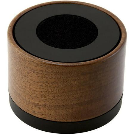 Altaz Inc. AZWS25BT Zen Bluetooth Speaker, Dark Brown