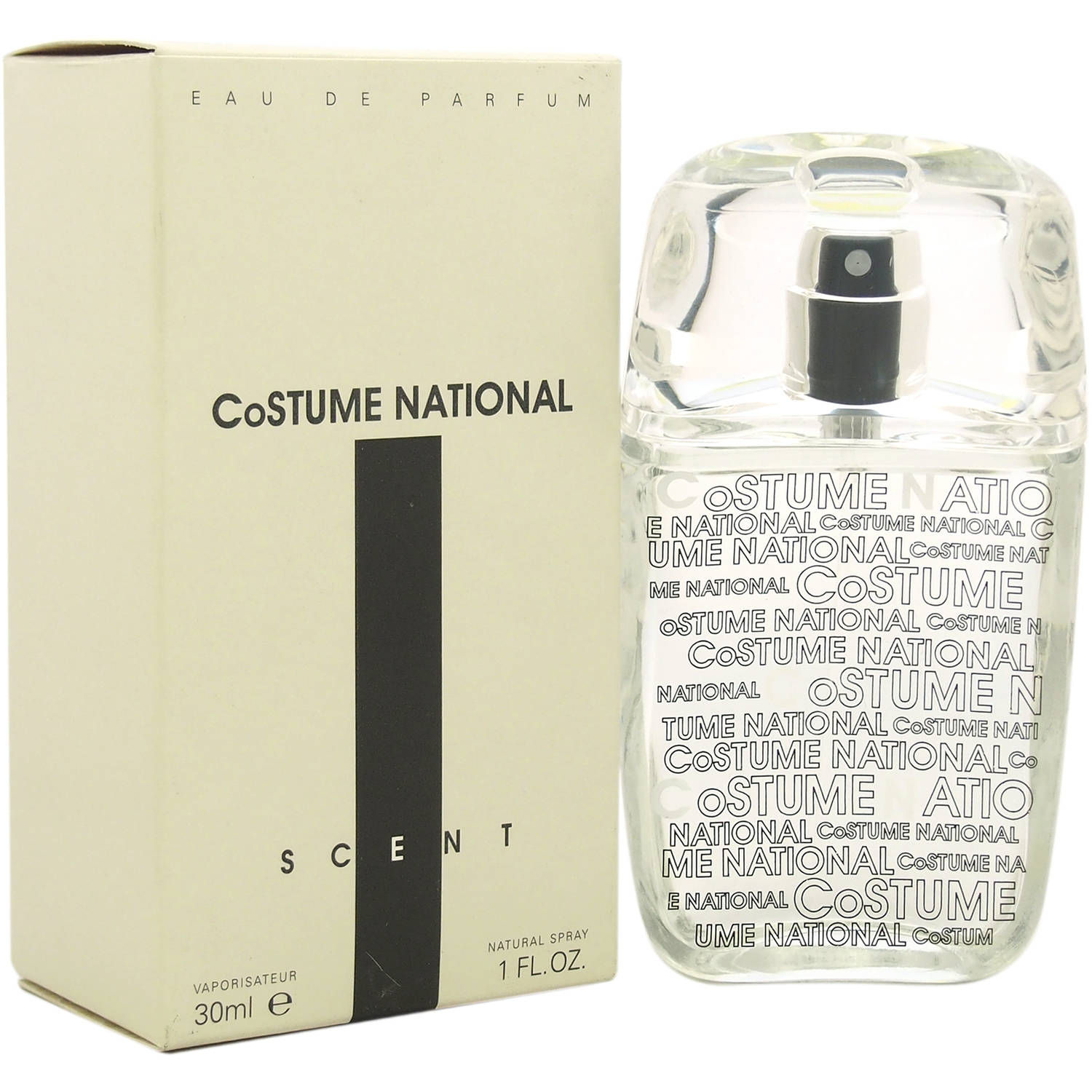 Costume National for Women Eau de Parfum, 1 oz