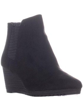3ed8e32d12c Product Image Womens Dr. Scholl s Critic Wedge Ankle Boots