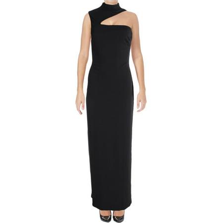 Lauren Ralph Lauren Womens Cut Out One Shoulder Evening Dress](Cut Out Dres)
