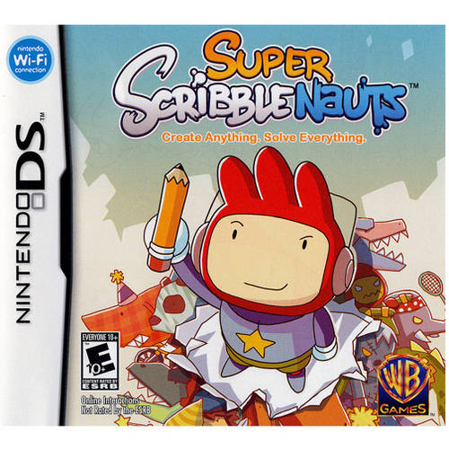 Super Scribblenauts (DS) - Pre-Owned