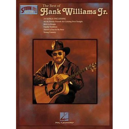 The Best of Hank Williams Jr. (Best Music To Study With)