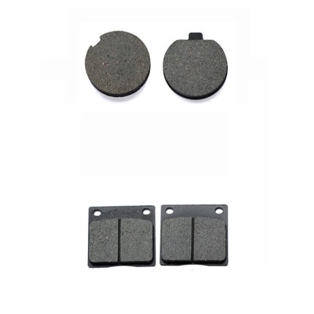 1977-1979 Suzuki GS750 (8 Valve) Front & Rear Brake Pads