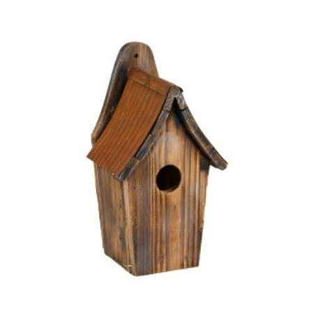 Rustic Bluebird Bird House, Woodlink, - Bluebird Sweets