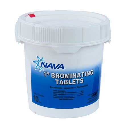 Swimming Pool and Spa Bromine Tablets ()