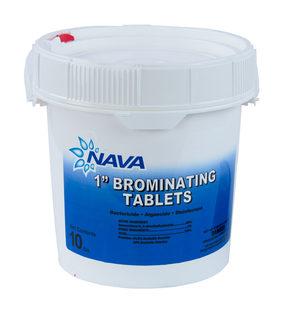 Swimming Pool and Spa Bromine Tablets
