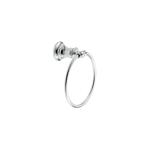 Moen YB9886 Towel Ring from the Waterhill Collection by Moen