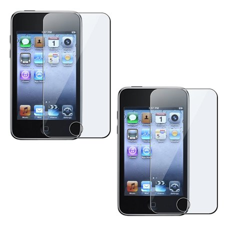 INSTEN  2 LCD Screen Protectors for iPod Touch, iTouch 2nd (Good Games For Ipod Touch 2nd Gen)