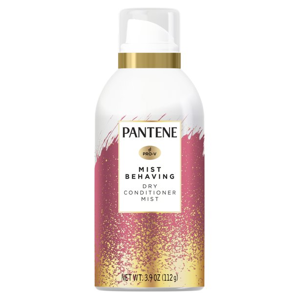 Pantene Pro-V Mist Behaving Dry Conditioner Mist, 3.9 oz