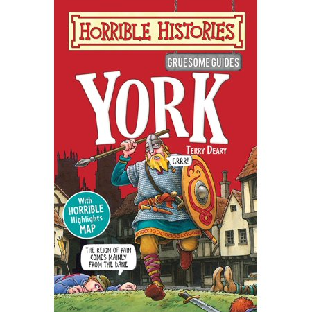 Horrible Histories Gruesome Guides: York - eBook - Horrible Histories Halloween Special