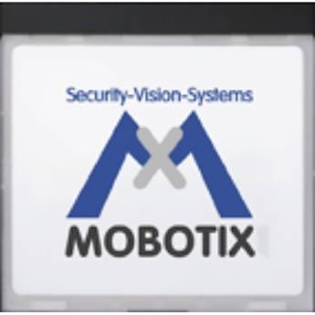 Information Led (Mobotix Info Module With LEDs, Dark Gray)
