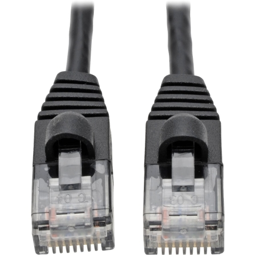 Tripp Lite Gigabit N261-s05-bk Cat.6a Utp Patch Network Cable - Category 6a For Pc, Server, Router, - image 1 of 1