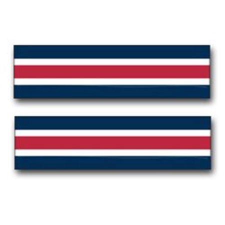 United States Army Reserve Component Overseas Training Ribbon Decal Sticker 3.8