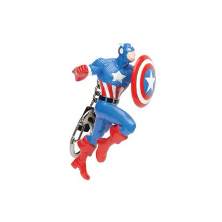 Captain America - Marvel Extreme Pose Series 4 - Fun Keychains