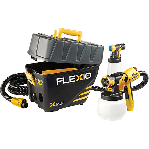 Wagner Flexio 890 Portable Spray System/Storage