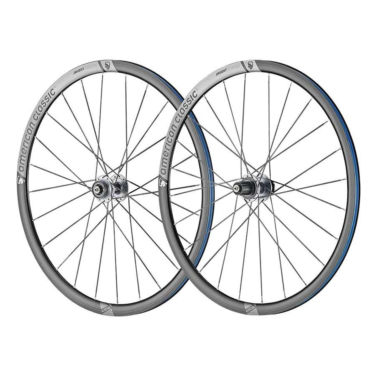 American Classic Argent Road Tubeless Disc 11 Speed Sram/Shimano Qr - 712155786004