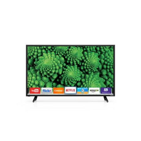 "Refurbished Vizio 43"" Class FHD (1080P) Smart LED TV (D43F-E1)"