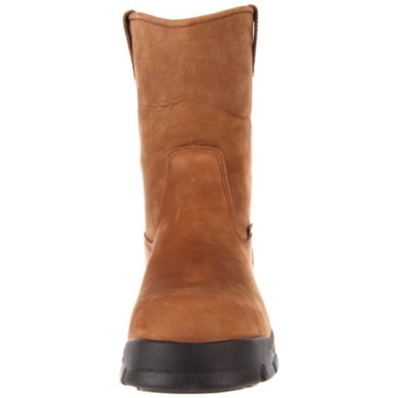 33c9d830b1b Wolverine W10152 Mens Gear ICS™ Waterproof Composite-Toe Wellington Boot  10.5 3E US
