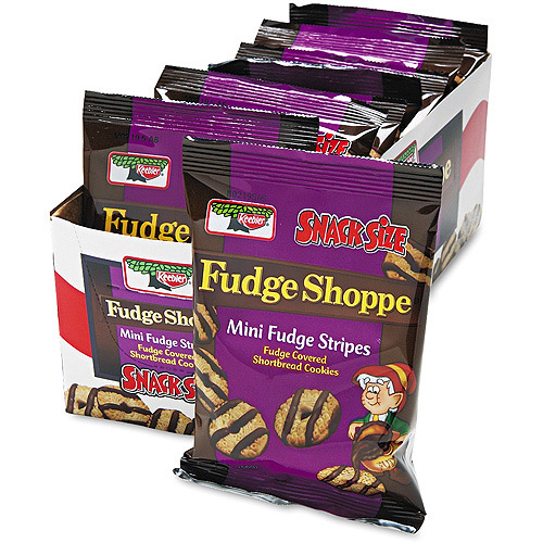 Keebler Fudge Stripes Mini Cookies, 8ct