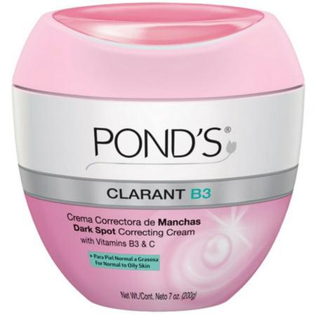 Pond's Clarant B3 Anti-Dark Spot Moisturizer Normal to Oily Skin 7oz (Pack of