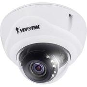 Vivotek Fd8382-tv 5 Megapixel Network Camera - Color, Monochrome - 98.43 Ft - Motion Jpeg, H.264 - 2560 X 1920 - 3 Mm - 9 Mm - 3x Optical - Cmos - Cable - Dome (fd8382-tv)
