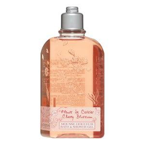 L'Occitane Cherry Blossom Bath & Shower Gel, 8.4 Fl Oz