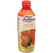 Bolthouse Farms Mango Ginger + Carrot 100% Fruit & Vegetable Juice, 32 fl oz