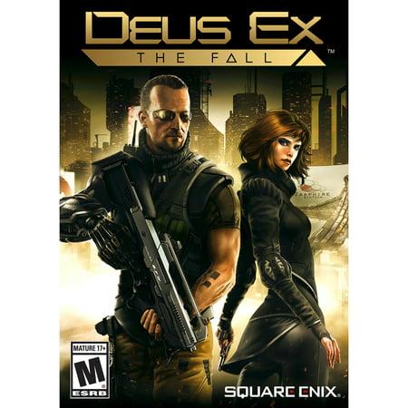 Deus Ex: The Fall ESD Game (PC) (Digital Code)