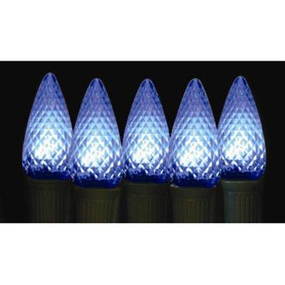 Brite Ideas 25 Bulb Blue C9 LED Light Set