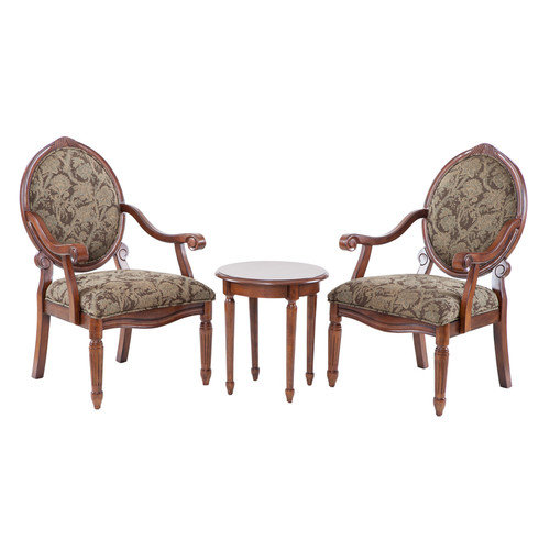 madison park brentwood 3-piece side table & chair set