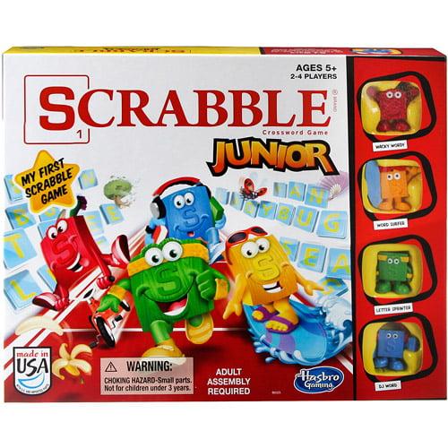 Scrabble junior game walmart com