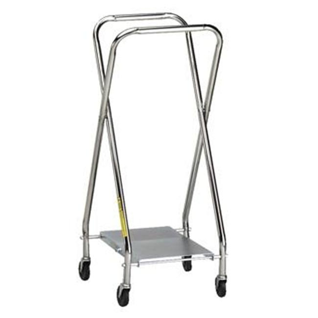 R & B Wire 654 Collapible Hamper Frame- 17 in. x 15 in. x 37 in.