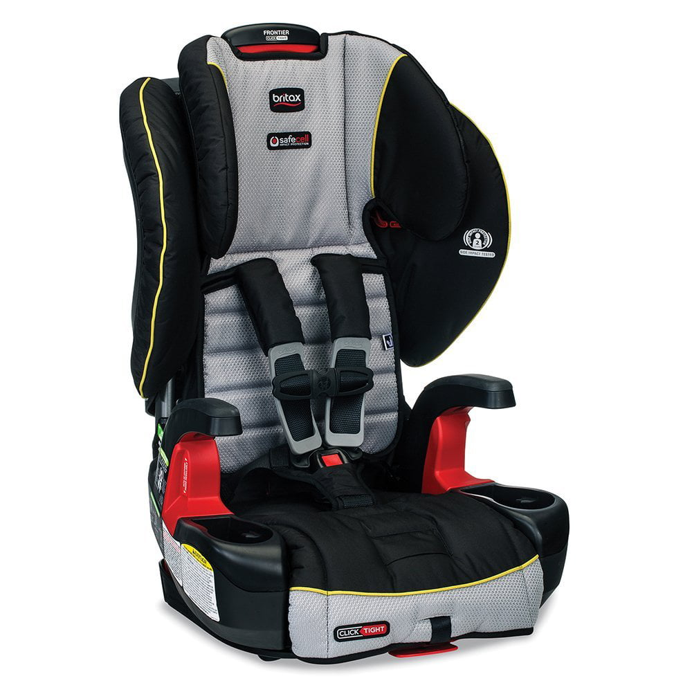 Britax Frontier G11 Clicktight Harness Booster Car Seat Trek